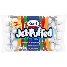 Jet-Puffed Marshmallows 12 oz Wrapper