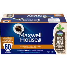 Maxwell House House Blend 60 ct Single Serve Coffee Pods