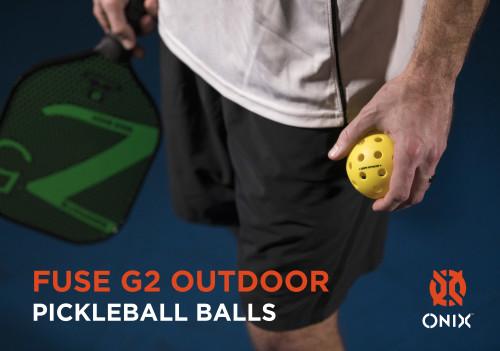 Fuse G2 Outdoor Balls
