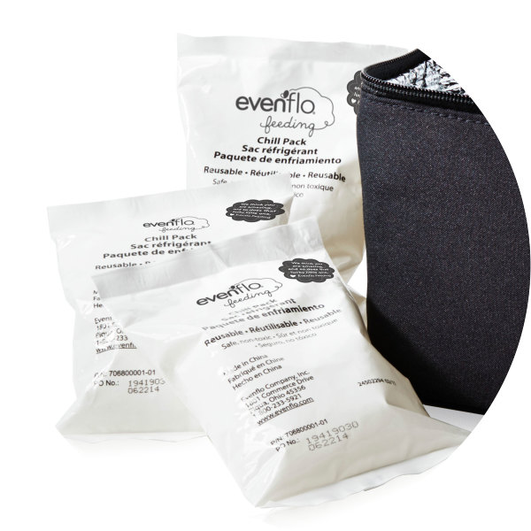 Everything You Need To Pump At Work Evenflo Deluxe