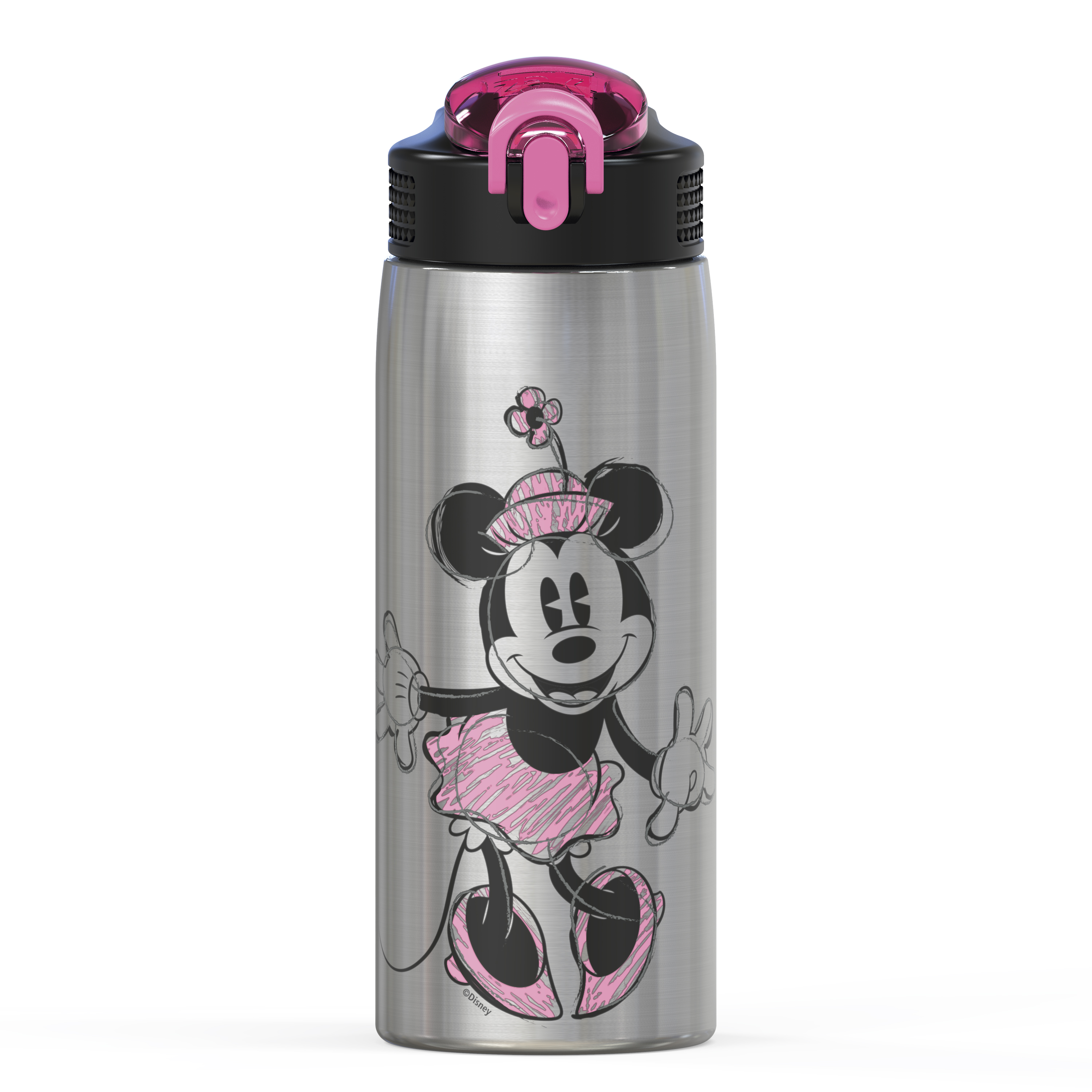 Disney 27 ounce Water Bottle, Minnie Mouse slideshow image 1