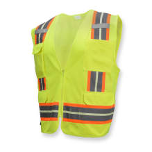 Radians SV6GL Glow-In-The-Dark Surveyor Vest