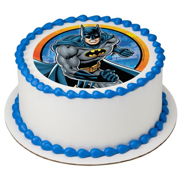 Batman™ Kaa-Boom PhotoCake® Edible Image®