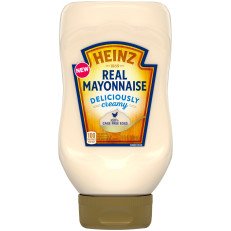 Heinz Mayonnaise, 13 oz Plastic Bottle image