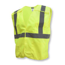 Radians SV4 Economy Type R Class 2 Breakaway Solid Safety Vest