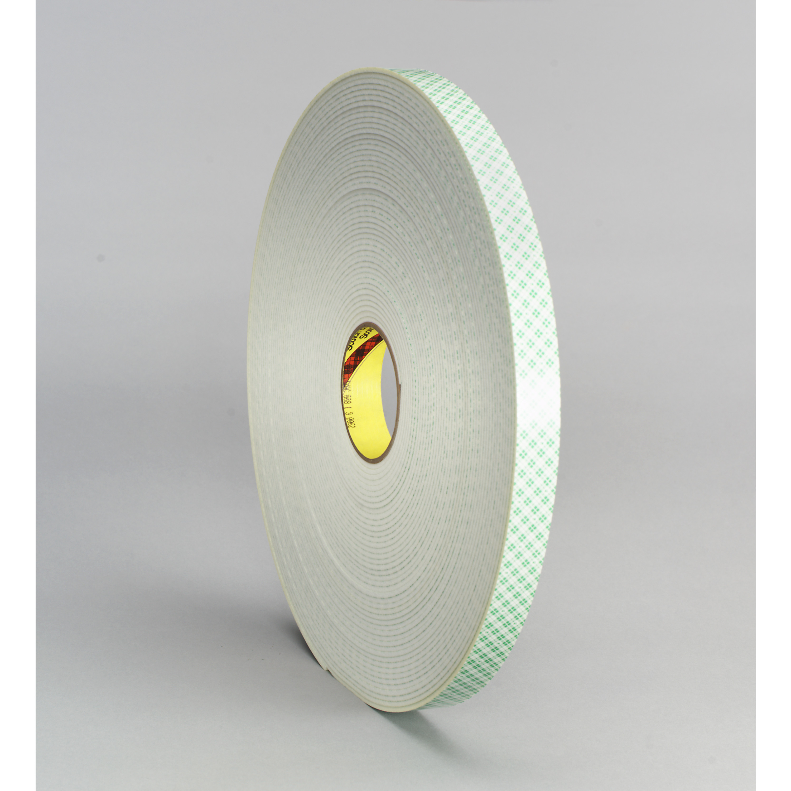 3M™ Extra thick Multipurpose Mounting Tape 4008, Off White, 3/4 in x 7 yd, 125 mil, 12 rolls per case