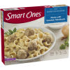 Smart Ones Tasty American Favorites Pasta with Swedish Meatballs 9.12 oz Box