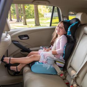Big Kid Sport High-Back Belt-Positioning Booster Car Seat