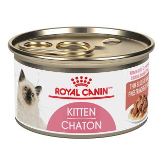CHATON FINES TRANCHES EN SAUCE – nourriture en conserve pour chatons