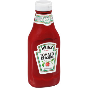 HEINZ Ketchup Thunderbird, 14 oz. Bottles (Pack of 16) image