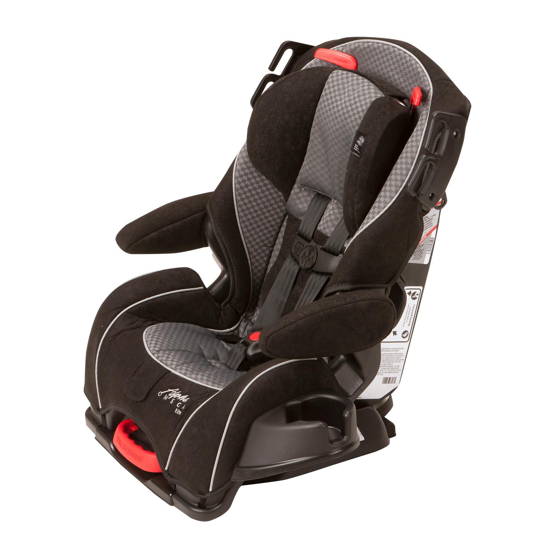 Safety 1st Alpha Omega Elite 40 Convertible Car Seat, Cumberland 8