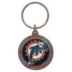 NFL Miami Dolphins Key Chain