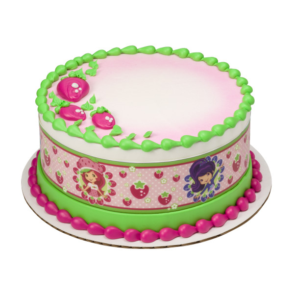 Strawberry Shortcake™ Sweet Sidekicks PhotoCake® Edible Image® Strips