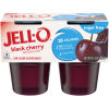 Jell-O Black Cherry Sugar Free Gelatin 12.5 oz Sleeve