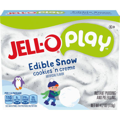 Jell-O Instant Sugar-Free Fat-Free Chocolate Pudding & Pie Filling 2 oz Box