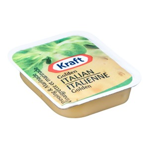 KRAFT Golden Italian Dressing 18ml 200 image