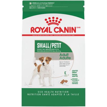 Small Adult Dry Dog Food
