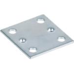 Hardware Essentials Zinc Mending Braces