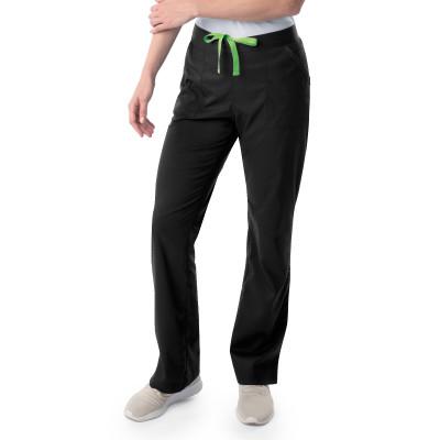 Landau ProFlex Scrubs for Women: Modern Tailored Fit, Stretch, 5 Pockets, 50/50 Waist Straight Leg Medical Scrubs 2042-Landau