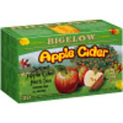 Apple Cider Herbal Tea - Case of 6 boxes- total of 120 tea bags