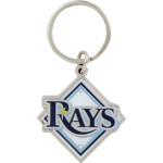 MLB Tampa Bay Rays Key Ring