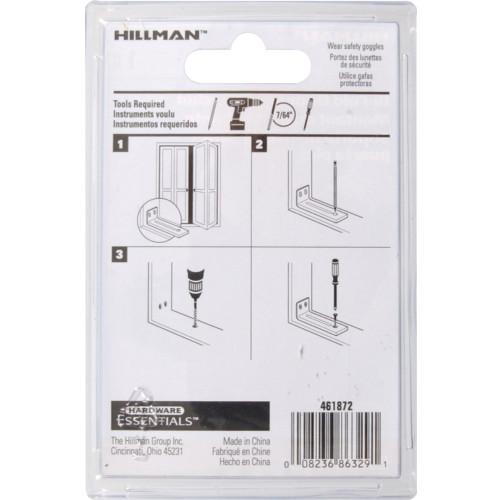 Hardware Essentials Bi-Fold Door Jamb Bracket