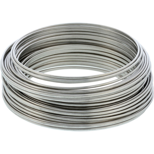 Hillman Stainless Steel Hobby Wire 19 Gauge 30'