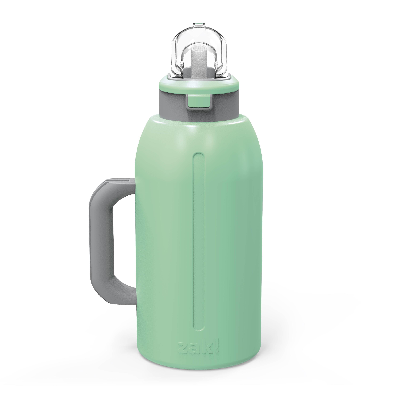Genesis 64 ounce Stainless Steel Water Bottles, Neo Mint slideshow image 5