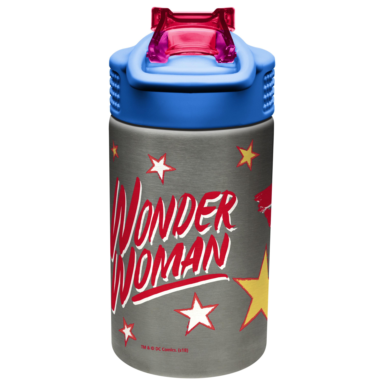 DC Comics 15.5 ounce Water Bottle, Wonder Woman slideshow image 3