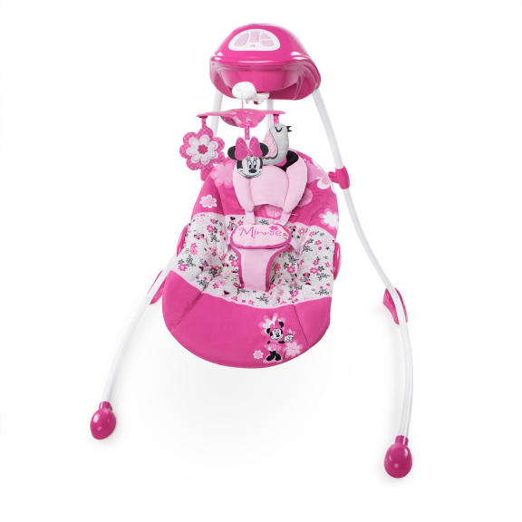 MINNIE MOUSE Garden Delights Swing