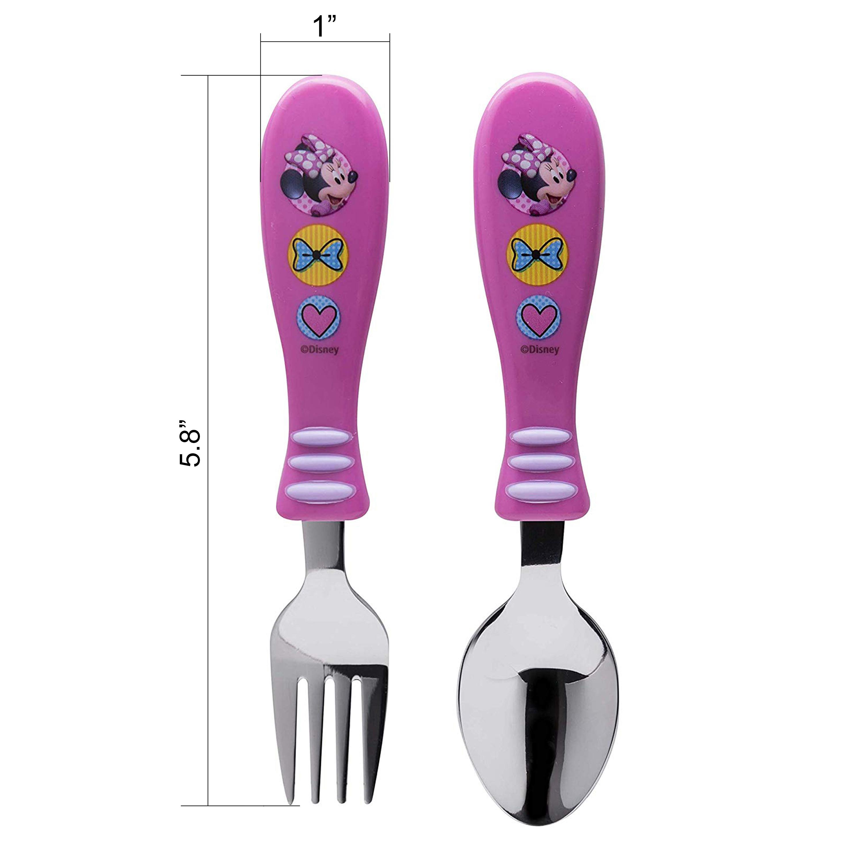 Disney Dinnerware Set, Minnie Mouse, 5-piece set slideshow image 9