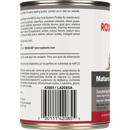 Mature Adult in Gel Canned Dog Food