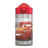 Cars 3 15.5 ounce Water Bottle, Lightning McQueen & Jackson Storm slideshow image 2