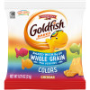 Goldfish® Baked with Whole Grain Cheddar Crackers Colors