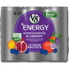 Healthy Energy Drink, Natural Energy from Tea, Pomegranate Blueberry