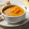 Campbell's® Signature Frozen Ready to Eat Soup Carrot, Parsnip, and Ginger Soup