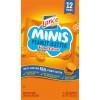 ToastChee Peanut Butter Mini Sandwich Crackers