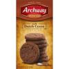 Soft Dutch Cocoa Cookies