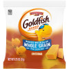 Pepperidge Farm® Goldfish Made with Whole Grain 100 Calorie Snack Crackers, Cheddar
