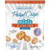 Gluten Free Minis Original Flavor Pretzel Crisps