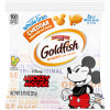 Goldfish® - Disney Mickey Mouse Cheddar Crackers Baked with Whole Grain