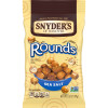 Sea Salt Pretzel Rounds
