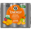 Healthy Energy Drink, Natural Energy from Tea, Orange Pineapple