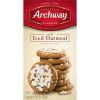 Iced Oatmeal Soft Cookies