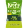 Krinkle Cut Dill Pickle Potato Chips