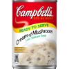 Ready-to-Serve Low Sodium Cream of Mushroom Soup