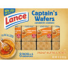 Captain's Wafers Peanut Butter and Honey Sandwich Crackers