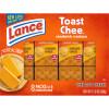 ToastChee Cheddar Sandwich Crackers