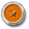 Campbell's® Reserve Frozen Ready to Eat Riverboat Red Pepper and Crab Bisque
