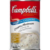 Campbells® Condensed Cream of Mushroom Soup